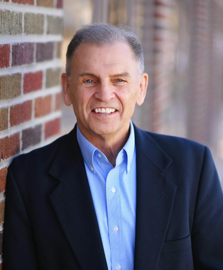 headshot of Gary Weihs