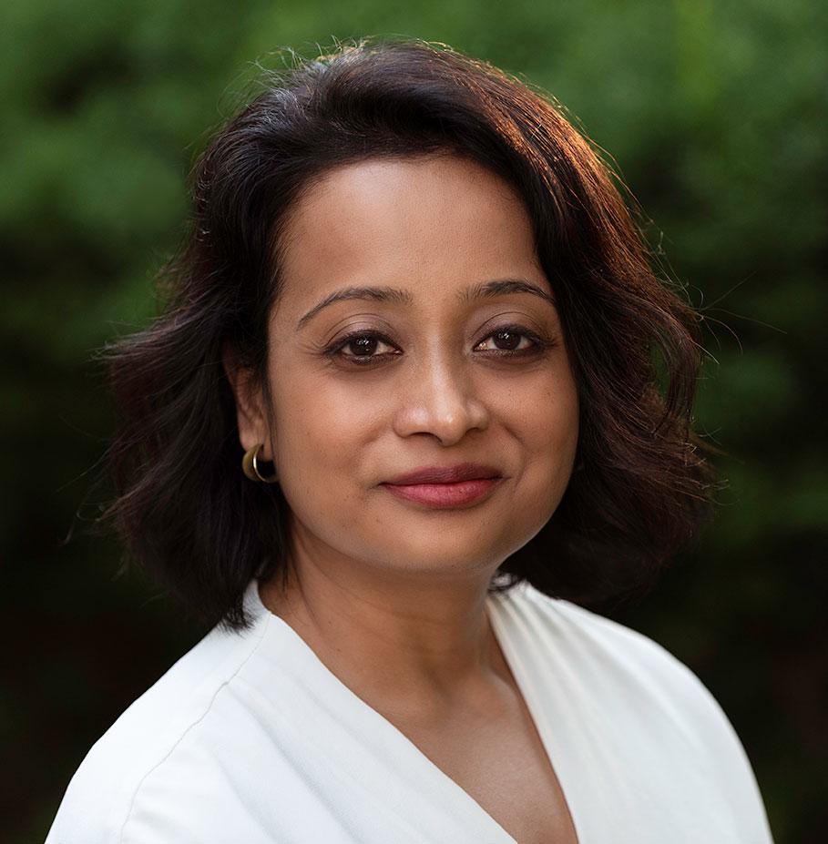 Headshot of Saswati Bora